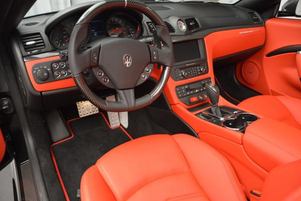 New 2016 Maserati GranTurismo Convertible MC for sale Sold at Bentley Greenwich in Greenwich CT 06830 20