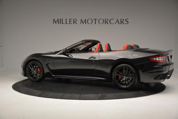 New 2016 Maserati GranTurismo Convertible MC for sale Sold at Bentley Greenwich in Greenwich CT 06830 6
