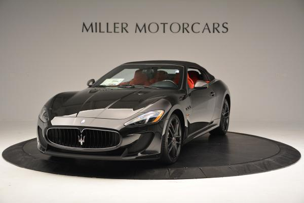 New 2016 Maserati GranTurismo Convertible MC for sale Sold at Bentley Greenwich in Greenwich CT 06830 8