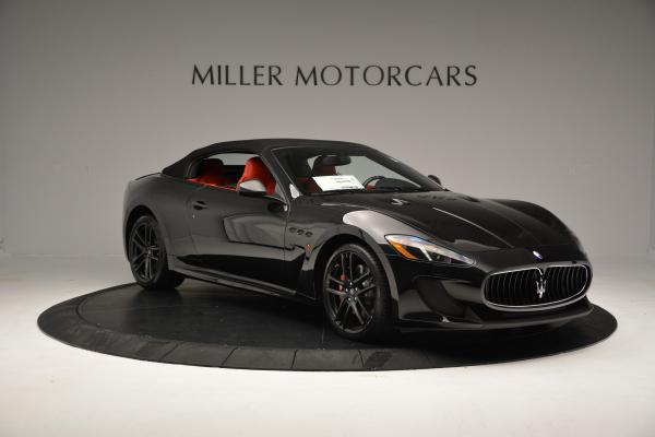 New 2016 Maserati GranTurismo Convertible MC for sale Sold at Bentley Greenwich in Greenwich CT 06830 9
