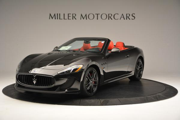 New 2016 Maserati GranTurismo Convertible MC for sale Sold at Bentley Greenwich in Greenwich CT 06830 1