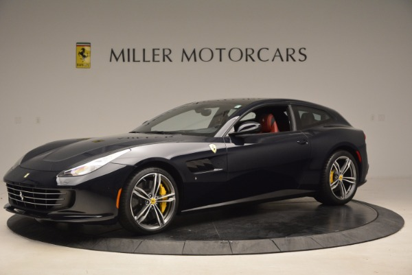 Used 2017 Ferrari GTC4Lusso for sale Sold at Bentley Greenwich in Greenwich CT 06830 2