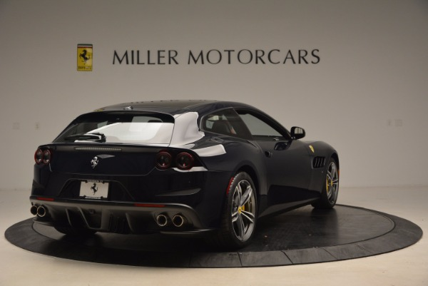 Used 2017 Ferrari GTC4Lusso for sale Sold at Bentley Greenwich in Greenwich CT 06830 7