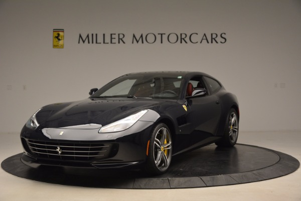 Used 2017 Ferrari GTC4Lusso for sale Sold at Bentley Greenwich in Greenwich CT 06830 1