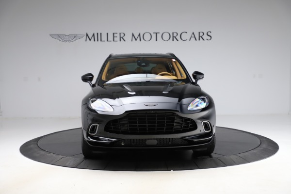 New 2020 Aston Martin DBX SUV for sale Call for price at Bentley Greenwich in Greenwich CT 06830 11