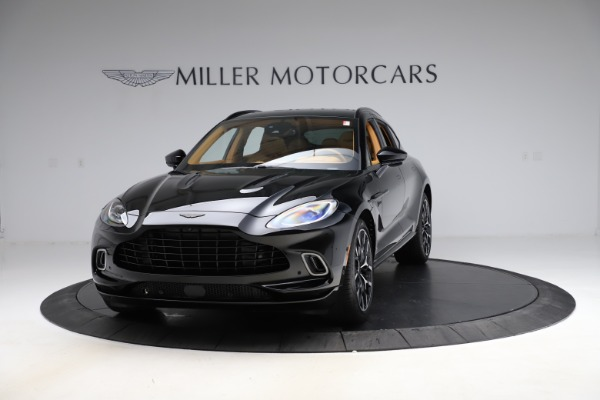 New 2021 Aston Martin DBX for sale $211,986 at Bentley Greenwich in Greenwich CT 06830 12
