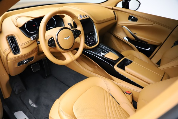 New 2021 Aston Martin DBX for sale $211,986 at Bentley Greenwich in Greenwich CT 06830 13