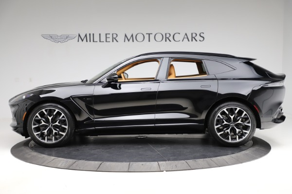 New 2021 Aston Martin DBX for sale $211,986 at Bentley Greenwich in Greenwich CT 06830 2