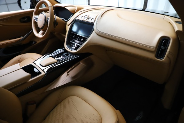 New 2021 Aston Martin DBX for sale $211,986 at Bentley Greenwich in Greenwich CT 06830 20