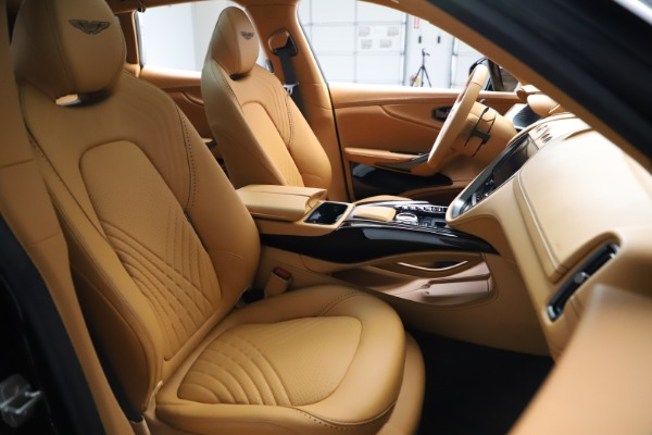 New 2021 Aston Martin DBX for sale $211,986 at Bentley Greenwich in Greenwich CT 06830 22