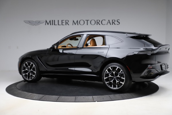New 2021 Aston Martin DBX for sale $211,986 at Bentley Greenwich in Greenwich CT 06830 3