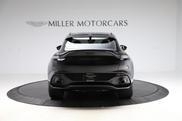New 2020 Aston Martin DBX SUV for sale Call for price at Bentley Greenwich in Greenwich CT 06830 5
