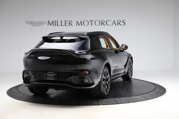 New 2021 Aston Martin DBX for sale $211,986 at Bentley Greenwich in Greenwich CT 06830 6