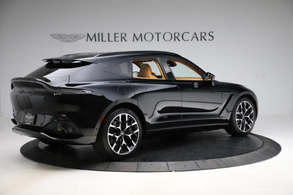 New 2021 Aston Martin DBX for sale $211,986 at Bentley Greenwich in Greenwich CT 06830 7