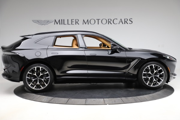 New 2021 Aston Martin DBX for sale $211,986 at Bentley Greenwich in Greenwich CT 06830 8