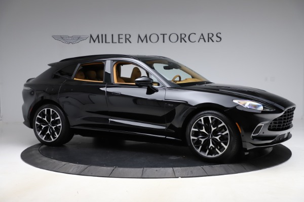 New 2021 Aston Martin DBX for sale $211,986 at Bentley Greenwich in Greenwich CT 06830 9