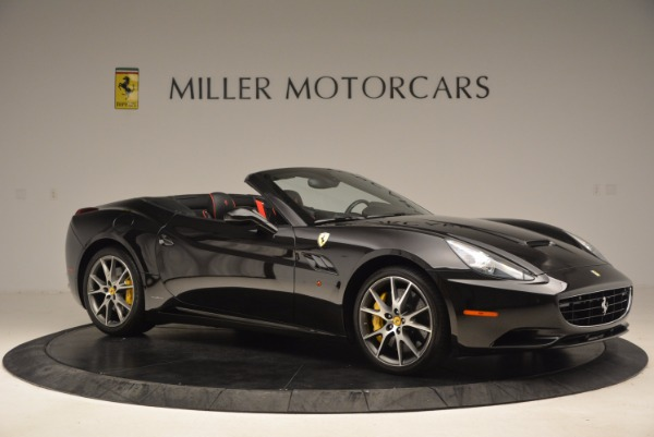 Used 2013 Ferrari California for sale Sold at Bentley Greenwich in Greenwich CT 06830 10