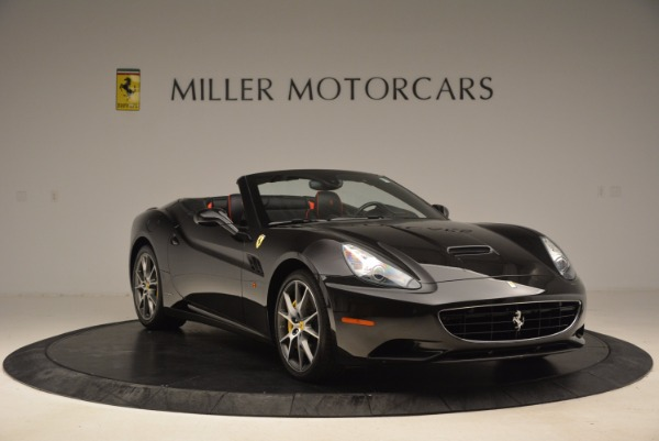 Used 2013 Ferrari California for sale Sold at Bentley Greenwich in Greenwich CT 06830 11