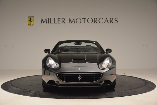 Used 2013 Ferrari California for sale Sold at Bentley Greenwich in Greenwich CT 06830 12