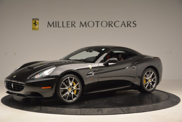 Used 2013 Ferrari California for sale Sold at Bentley Greenwich in Greenwich CT 06830 14