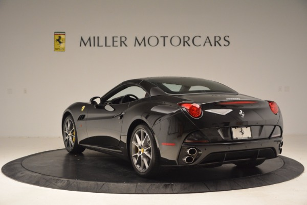 Used 2013 Ferrari California for sale Sold at Bentley Greenwich in Greenwich CT 06830 17