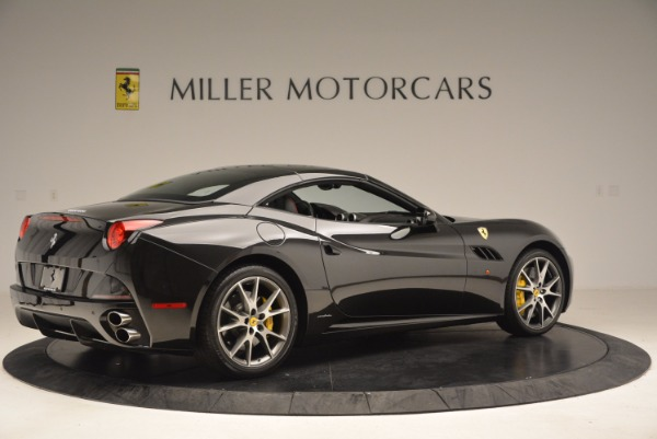Used 2013 Ferrari California for sale Sold at Bentley Greenwich in Greenwich CT 06830 20