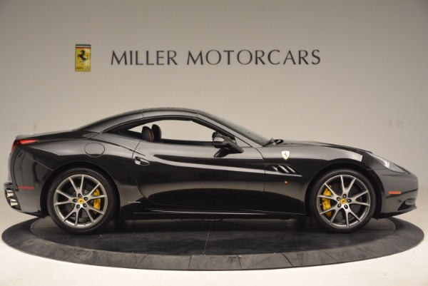 Used 2013 Ferrari California for sale Sold at Bentley Greenwich in Greenwich CT 06830 21
