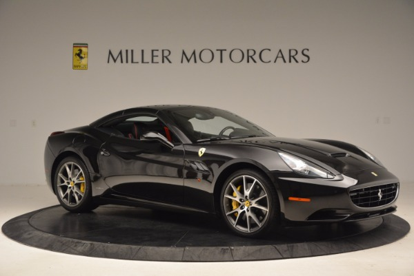 Used 2013 Ferrari California for sale Sold at Bentley Greenwich in Greenwich CT 06830 22