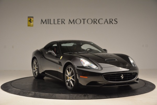 Used 2013 Ferrari California for sale Sold at Bentley Greenwich in Greenwich CT 06830 23