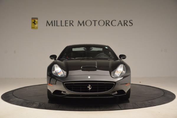 Used 2013 Ferrari California for sale Sold at Bentley Greenwich in Greenwich CT 06830 24