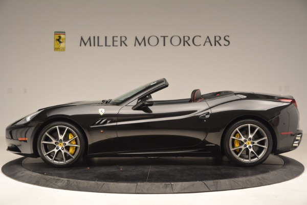 Used 2013 Ferrari California for sale Sold at Bentley Greenwich in Greenwich CT 06830 3