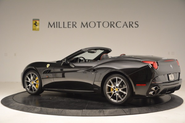 Used 2013 Ferrari California for sale Sold at Bentley Greenwich in Greenwich CT 06830 4