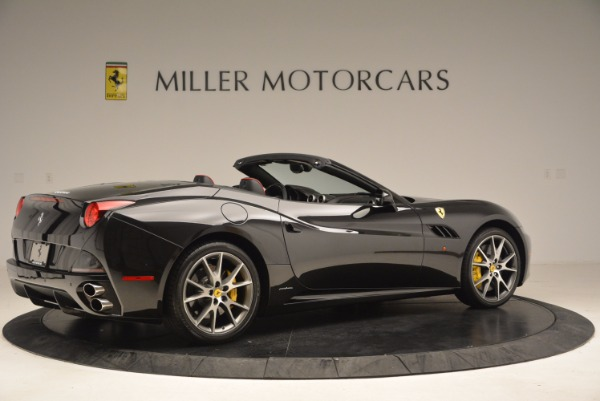 Used 2013 Ferrari California for sale Sold at Bentley Greenwich in Greenwich CT 06830 8