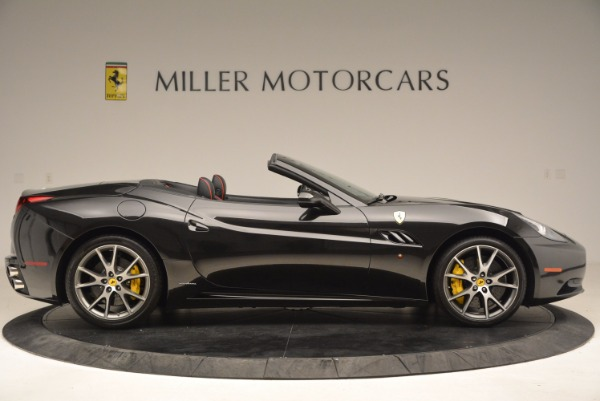 Used 2013 Ferrari California for sale Sold at Bentley Greenwich in Greenwich CT 06830 9