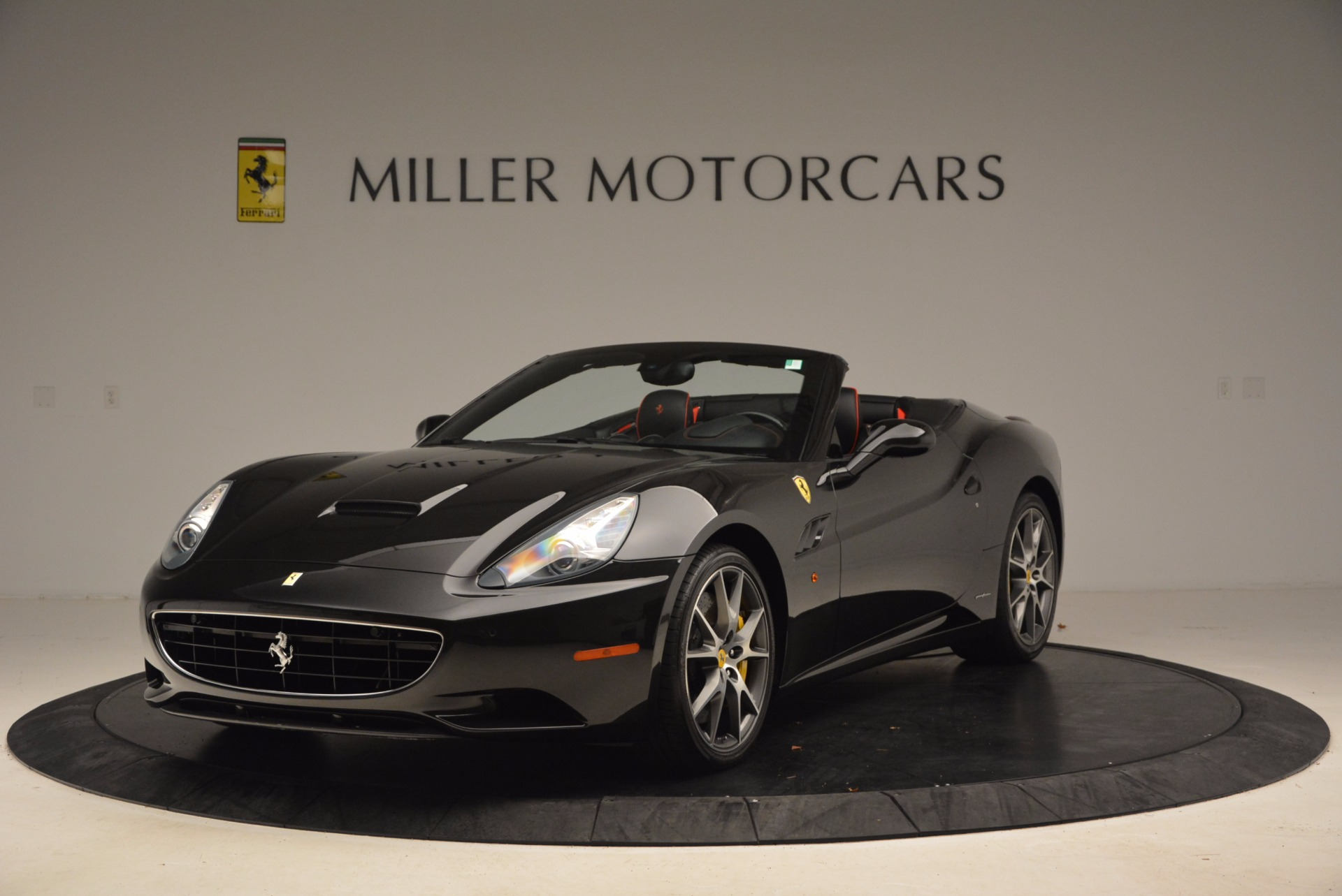 Used 2013 Ferrari California for sale Sold at Bentley Greenwich in Greenwich CT 06830 1