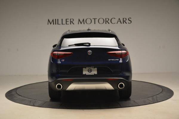 New 2018 Alfa Romeo Stelvio Sport Q4 for sale Sold at Bentley Greenwich in Greenwich CT 06830 2