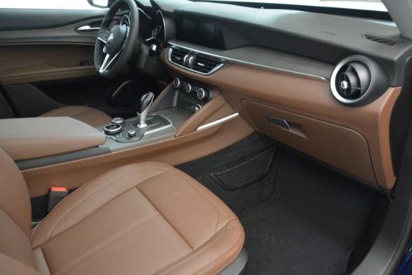 New 2018 Alfa Romeo Stelvio Sport Q4 for sale Sold at Bentley Greenwich in Greenwich CT 06830 6