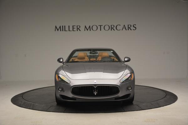Used 2012 Maserati GranTurismo for sale Sold at Bentley Greenwich in Greenwich CT 06830 12