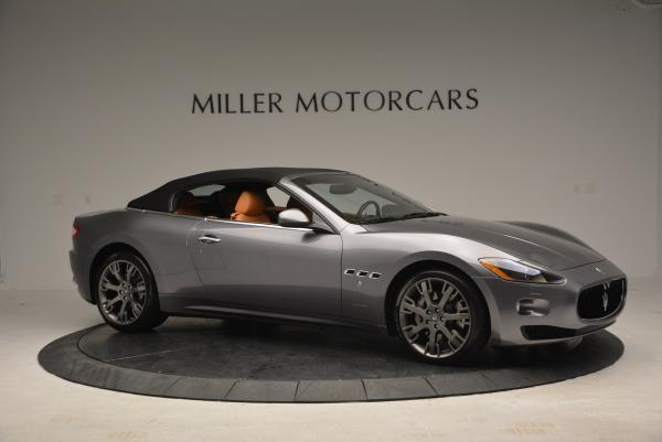 Used 2012 Maserati GranTurismo for sale Sold at Bentley Greenwich in Greenwich CT 06830 17