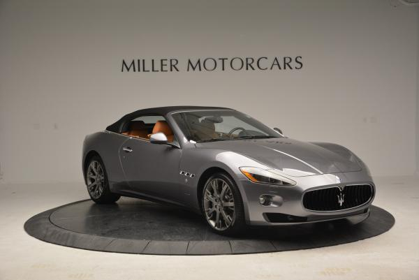 Used 2012 Maserati GranTurismo for sale Sold at Bentley Greenwich in Greenwich CT 06830 18