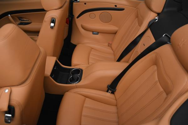 Used 2012 Maserati GranTurismo for sale Sold at Bentley Greenwich in Greenwich CT 06830 23