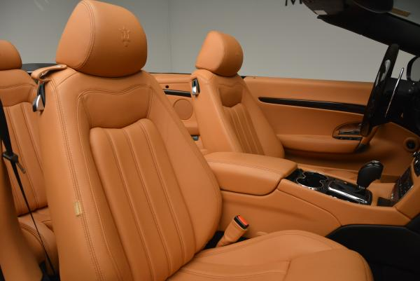 Used 2012 Maserati GranTurismo for sale Sold at Bentley Greenwich in Greenwich CT 06830 27