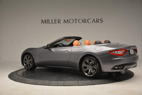 Used 2012 Maserati GranTurismo for sale Sold at Bentley Greenwich in Greenwich CT 06830 4