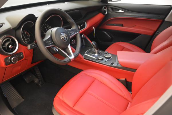 New 2018 Alfa Romeo Stelvio Q4 for sale Sold at Bentley Greenwich in Greenwich CT 06830 13