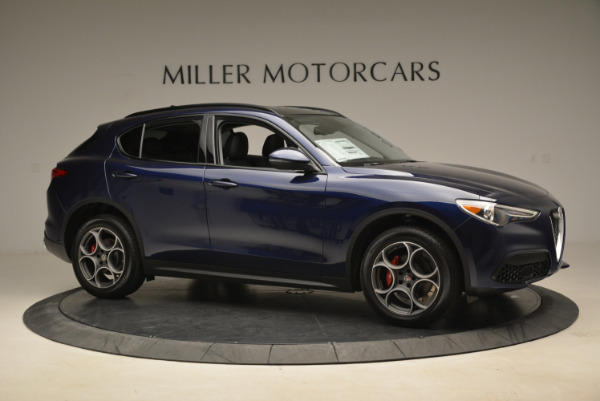 New 2018 Alfa Romeo Stelvio Sport Q4 for sale Sold at Bentley Greenwich in Greenwich CT 06830 10