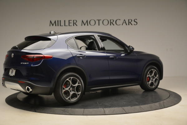 New 2018 Alfa Romeo Stelvio Sport Q4 for sale Sold at Bentley Greenwich in Greenwich CT 06830 8