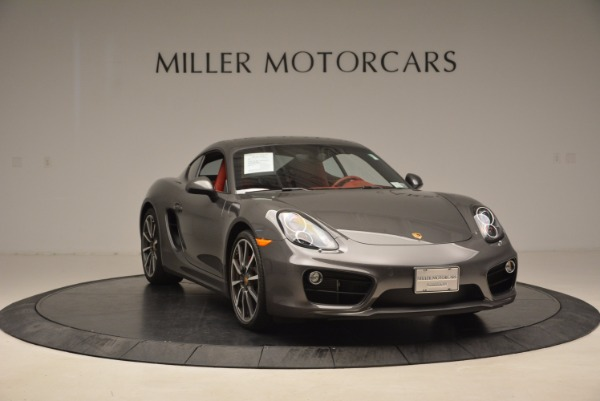 Used 2014 Porsche Cayman S S for sale Sold at Bentley Greenwich in Greenwich CT 06830 11