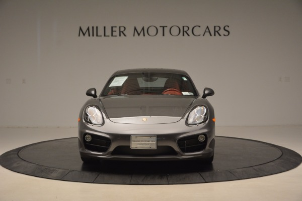 Used 2014 Porsche Cayman S S for sale Sold at Bentley Greenwich in Greenwich CT 06830 12