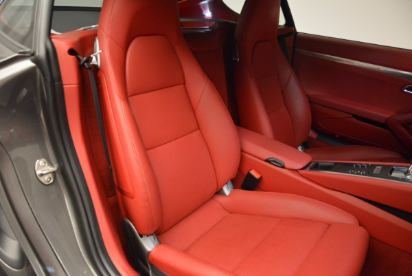 Used 2014 Porsche Cayman S S for sale Sold at Bentley Greenwich in Greenwich CT 06830 16