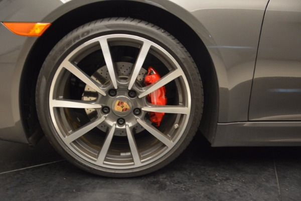 Used 2014 Porsche Cayman S S for sale Sold at Bentley Greenwich in Greenwich CT 06830 19